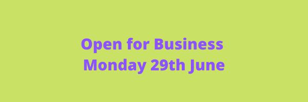 Fife Group is Open for Business – Monday 29th June